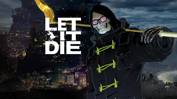 let it die ps4 gratis
