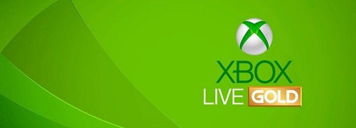 Abonament Xbox Live Gold 12 Luni