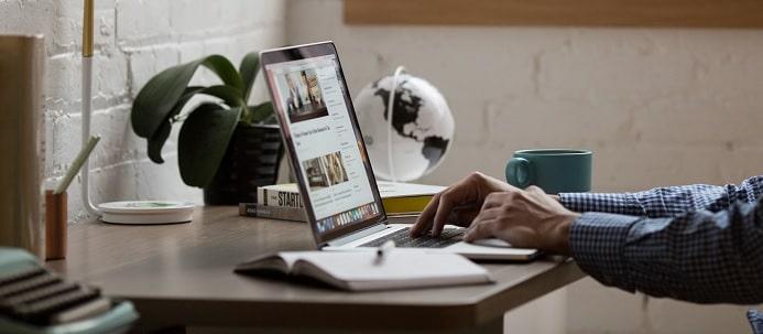 Creare website afacere de acasa